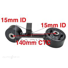 Engine Mount Right Rod Toyota Kluger MCU28R 3MZFE, , scaau_hi-res