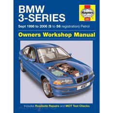 BMW 3-SERIES PETROL (1998 - 2006), , scaau_hi-res
