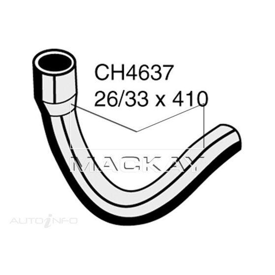 Radiator Lower Hose  - MITSUBISHI COLT RG - 1.5L I4  PETROL - Manual & Auto, , scaau_hi-res