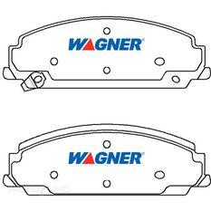 Wagner Brake pad [ Chev & Holden 2006-2014 F ]