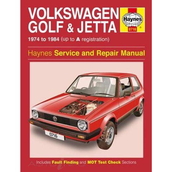 VW GOLF & JETTA MK 1 PETROL 1.1 & 1.3 (1974 - 1984), , scaau_hi-res