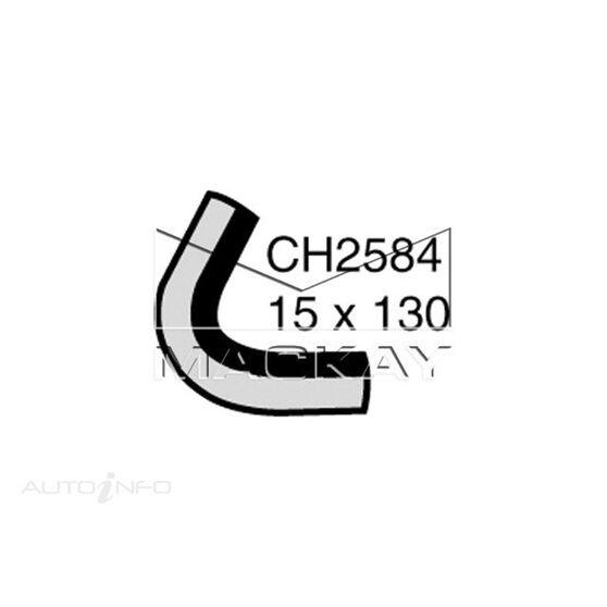 Heater Hose  - NISSAN PULSAR N14 - 1.6L I4  PETROL - Manual & Auto, , scaau_hi-res