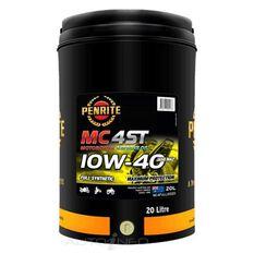 1 X MC-4 ST 10W40  20L