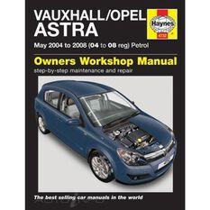VAUXHALL/OPEL ASTRA PETROL (2004 - 2008), , scaau_hi-res