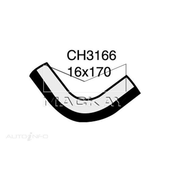 Heater Hose  - TOYOTA COROLLA AE95R - 1.6L I4  PETROL - Manual & Auto, , scaau_hi-res
