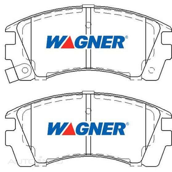 Wagner Brake pad [ Mazda & Nissan 1991-99 F ], , scaau_hi-res
