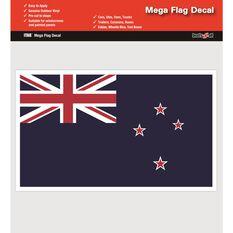 NEW ZEALAND MEGA FLAG DECAL