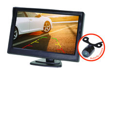 "5""DASH MOUNT DISPLAY REVERSE CAMERA KIT, , scaau_hi-res"