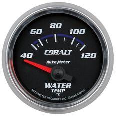 """COBALT 2-1/16"""" WATER TEMP 40-120DEGC, SHORT SWEEP ELECT"""