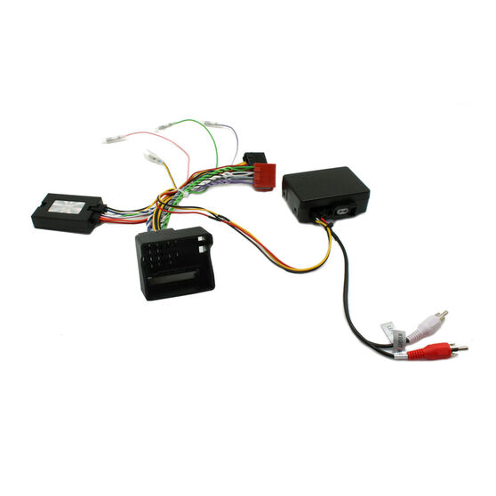 STEERING WHEEL CONTROL INTERFACE TO SUIT MERCEDES GL-CLASS & M-CLASS, , scaau_hi-res