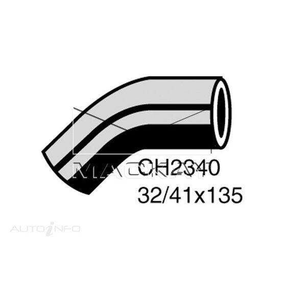 Radiator Lower Hose  - MERCEDES BENZ 280 W114 - 2.7L I6  PETROL - Manual & Auto, , scaau_hi-res