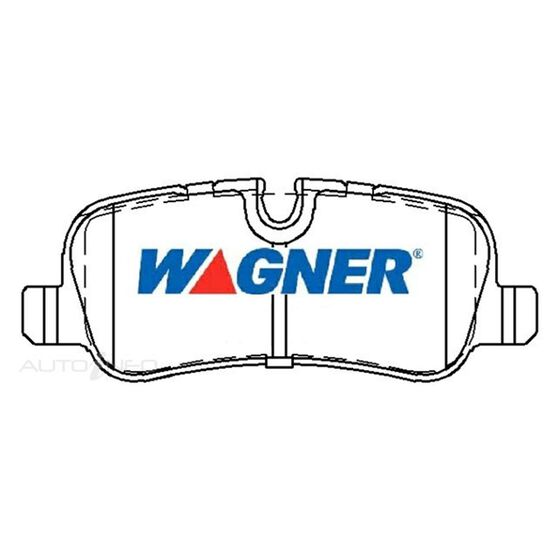 Wagner Brake pad [ Landrover & Range Rover 2002-2014 R ], , scaau_hi-res