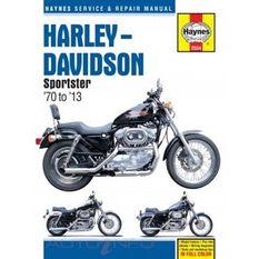 HARLEY-DAVIDSON SPORTSTERS  1970 - 2010, , scaau_hi-res