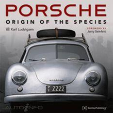 PORSCHE ORIGIN OF THE SPECIES 9780837613314
