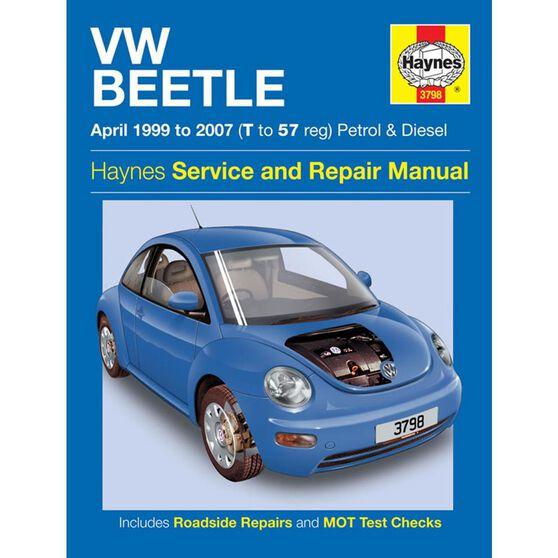 VW BEETLE PETROL & DIESEL (1999 - 2007), , scaau_hi-res