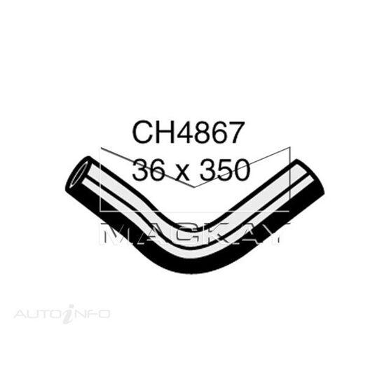 Radiator Lower Hose  - SUBARU OUTBACK BH - 3.0L F6  PETROL - Manual & Auto, , scaau_hi-res