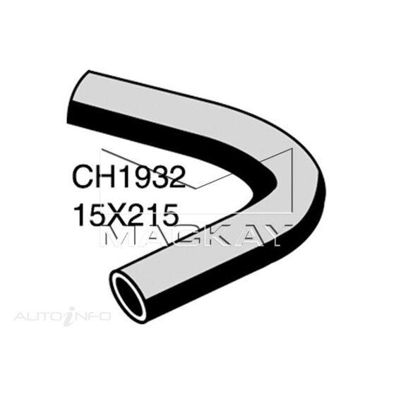 Engine By Pass Hose  - TOYOTA LANDCRUISER FJ62R - 4.0L I6  PETROL - Manual & Auto, , scaau_hi-res