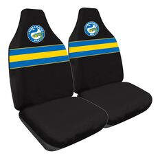NRL EELS SEAT COVER SIZE 60