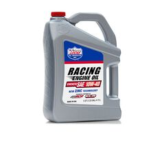 SYNTHETIC SAE 10W-40 RACING MOTOR OIL 3X 5 QUART