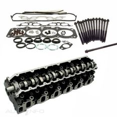 ENGINE - CYLINDER HEAD KITS KIT CONTAINS VRS, HEAD GASKET AND HEAD BOLT SET 1HZ, , scaau_hi-res