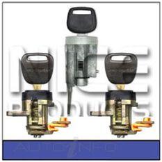 Ignition Barrel & Doors