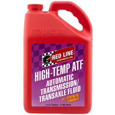 RED LINE HIGH TEMP ATF 1 GALLON (3.78L) SYNTHETIC OIL, , scaau_hi-res