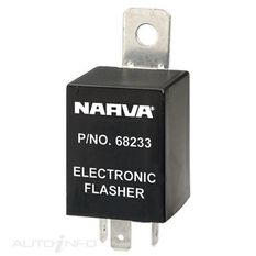 ELEC. FLASHER 12V 3 PIN