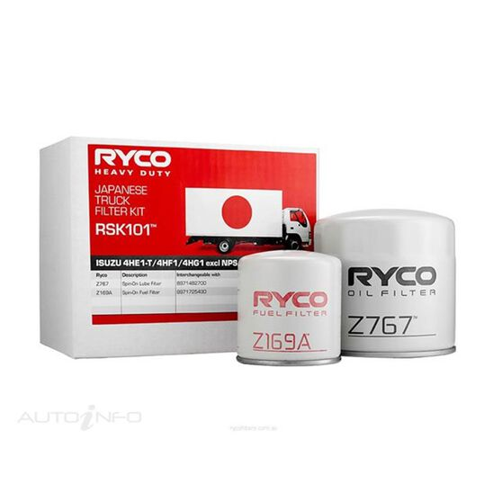 RYCO HD SERVICE KIT - RSK101, , scaau_hi-res