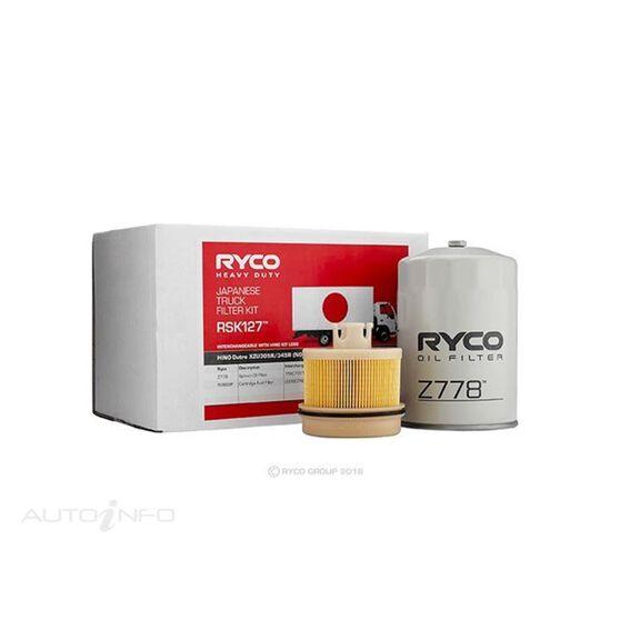 RYCO HD SERVICE KIT - RSK127, , scaau_hi-res