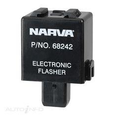 ELEC. FLASHER 12V 3 PIN BL, , scaau_hi-res