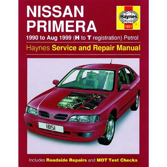 NISSAN PRIMERA PETROL (1990 - 1999), , scaau_hi-res