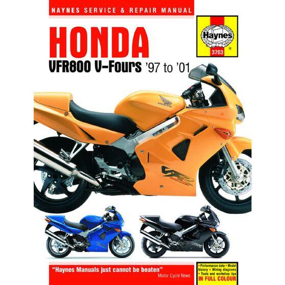 HONDA VFR800 V-FOURS 1997 - 2001, , scaau_hi-res