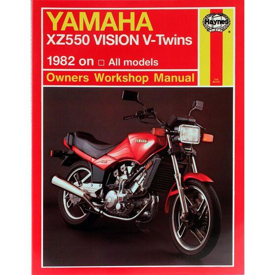YAMAHA XZ550 VISION V-TWINS 1982 - 1985, , scaau_hi-res