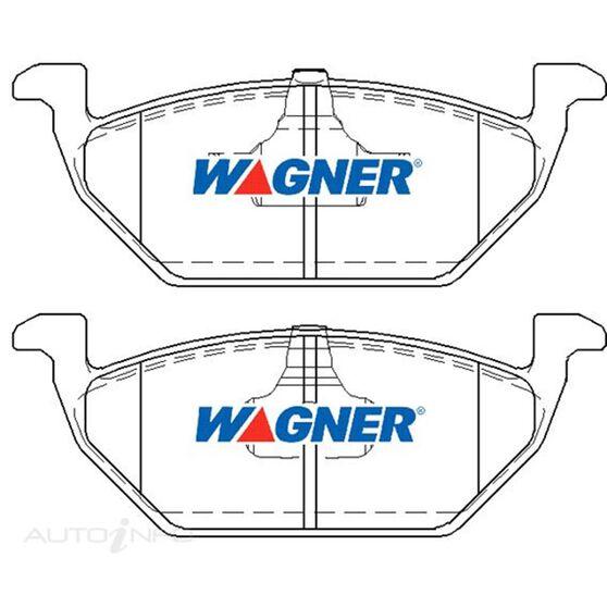 Wagner Brake pad [ Audi/Skoda & VW 1996-2014 F ], , scaau_hi-res