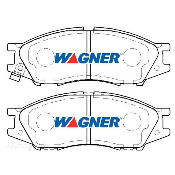 Wagner Brake pad [ Mazda & Nissan 1999-2014 F ], , scaau_hi-res