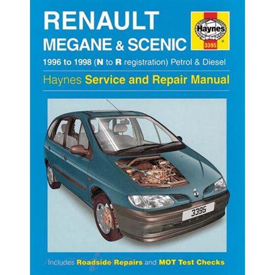 RENAULT MEGANE & SCENIC PETROL & DIESEL (1996 - 1999), , scaau_hi-res