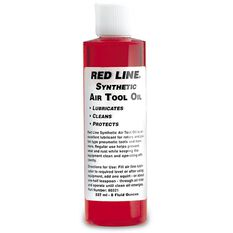 REDLINE AIR TOOL OIL 8 OZ, , scaau_hi-res