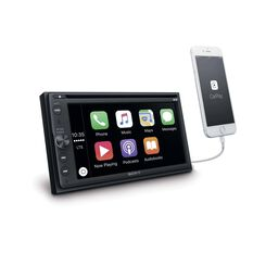 "6.4"" WVGA AV CENTRE WITH DVD/CD, DAB+ APPLE CARPLAY & ANDROID AUTO, , scaau_hi-res"
