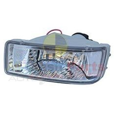 LH FOG LAMP LH FOG LAMP RA RODEO 3/03-9/06 (CLEAR)