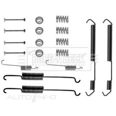 FIAT DUCATO 82-94 FITTING KIT - SHOES, , scaau_hi-res