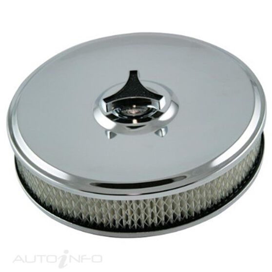 AIR FILTER 229MM (9IN) DIA SUIT HOLLEY, , scaau_hi-res