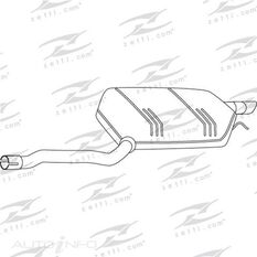 MUFFLER ASSEMBLY, , scaau_hi-res