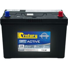 CENTURY ISS BATTERY - T110 MF, , scaau_hi-res