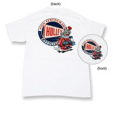 HOLLEY RETRO ENGINE T-SHIRT XXX-LARGE, , scaau_hi-res