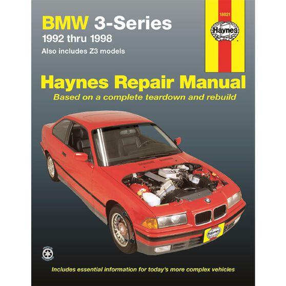 BMW 3-SERIES, INCLUDING Z3, '92-'98, , scaau_hi-res