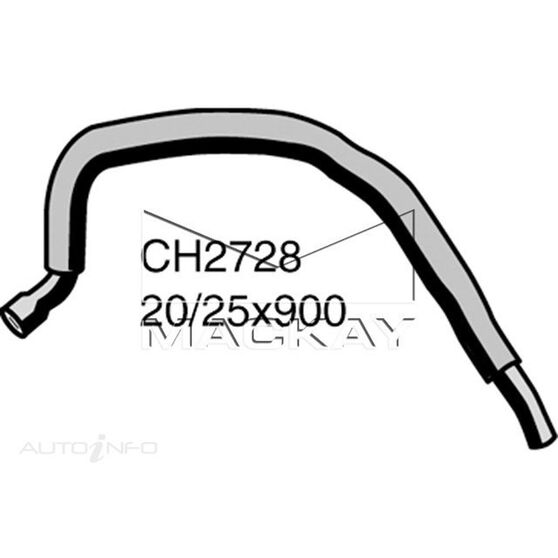 Engine By Pass Hose  - DAEWOO MUSSO . - 3.2L I6  PETROL - Manual & Auto, , scaau_hi-res
