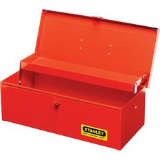 TOOL BOX SINGLE COMPARTMENT WITH CANTILEVER TRAY SMALL, , scaau_hi-res