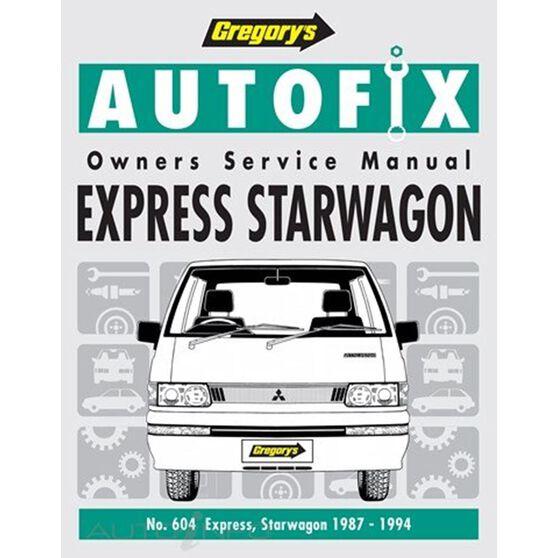 MITSUBISHI EXPRESS/STARWAGON (P) 1987-1994