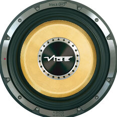 "10"" YELLOW SUBWOOFER , 235MM X 150MM, 450 WATTS"