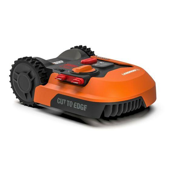 WORX 20V LANDROID ROBOTIC LAWN MOWER 500M2, DEDICATED APP,CUT TO EDGE TECHNOLOGY, , scaau_hi-res